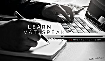 VMG VAT-Speak Common Terms, VAT Terms